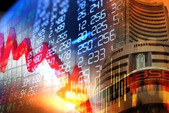 साप्ताहिक समीक्षा: शेयर बाजार में उथल-पुथल, सेंसेक्स 9 फीसदी टूटा, निफ्टी 10000 के नीचे