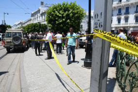 ट्यूनीशिया में आत्मघाती बम विस्फोट, एक पुलिसकर्मी की मौत