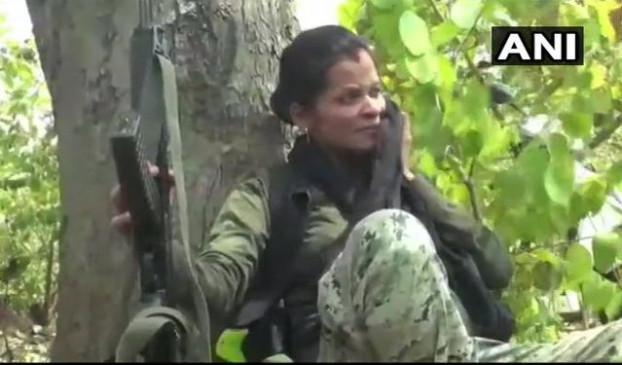 International Women's Day: नक्सलियों से लड़ रही हैं 8 महीने की गर्भवती कमांडर सुनैना पटेल