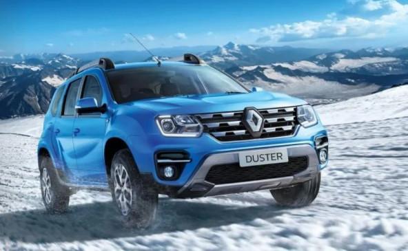 SUV: Renault Duster नए BS6 इंजन के साथ हुई लॉन्च, जानें कीमत