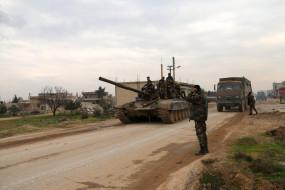 सीरियाई सेना का सामरिक दृष्टि से महत्वपूर्ण शहर पर फिर कब्जा