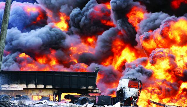 तमिलनाडु: विरुधु नगर में पटाखा फैक्ट्री में धमाका, 3 महिलाओं समेत 8 लोगों की मौत, 11 घायल