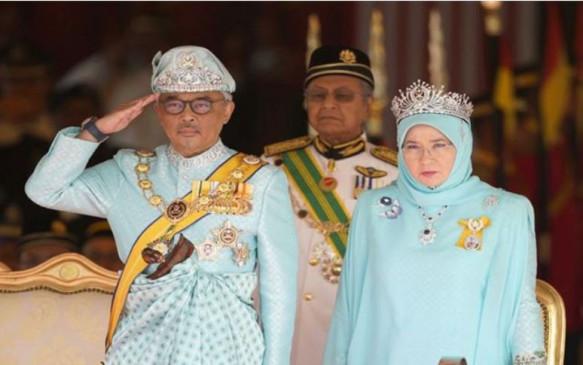 कोरोनावायरस: मलेशिया में शाही महल के 7 स्टॉफ कोविड-19 पॉजिटिव, राजा-रानी ने खुद को किया क्वारंटाइन