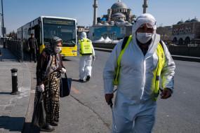 तुर्की ने कोविड-19 के चलते सभी अंतर्राष्ट्रीय उड़ानें रद्द की