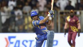 Unacademy Road Safety World Series: इंडिया लीजेंड्स ने विंडीज लेजेंड्स को सात विकेट से हराया, वीरू ने ठोंका अर्धशतक