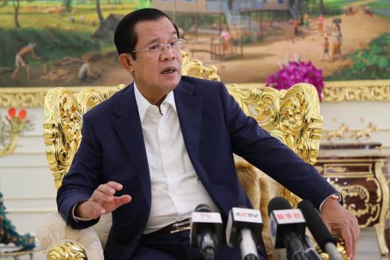अमेरिका ने आसियान नेताओं के साथ समिट रद्द किया : कंबोडियाई प्रधानमंत्री