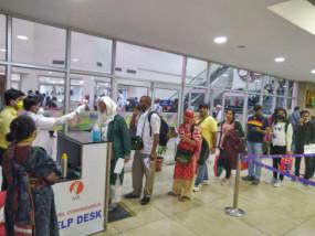 सतर्कता: सर्विलांस पर विदेश आने-जाने वाले यात्री, कोरोना के लक्षण नहीं