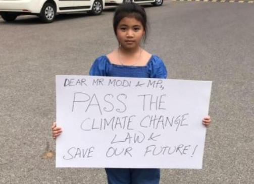 Womens Day 2020: 8 साल की बच्ची ने PM से सम्मान लेने से किया इनकार, की ये अपील