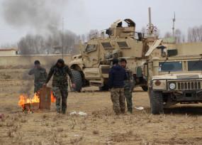 अफगानिस्तान: तालिबान के हमले में 18 अफगान सैनिकों की मौत, तीन घायल