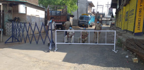 यवतमाल में एक साथ 8 कोरोना पॉजिटिव मिले, शहर के 38 मुहल्ले सील