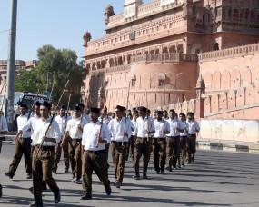 कोविड-19: RSS के 9145 स्वयंसेवक दिल्ली में राहत पहुंचाने के काम में जुटे