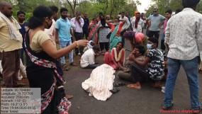 महुआ फूल तोड़ने गई महिला की बाघ के हमले में हुई मौत
