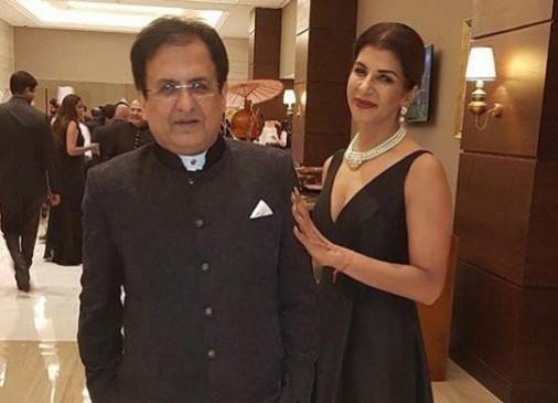 अनीता राज पर लॉकडाउन में घर में पार्टी करने का आरोप