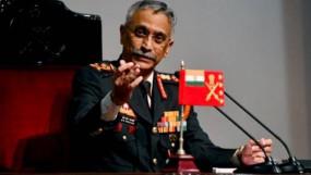 Fight Covid: सेना प्रमुख बोले- दवा भेजकर भारत कर रहा अन्य देशों की मदद, पाक भेज रहा आतंकी
