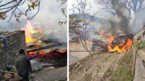 ना'पाक' करतूत: कश्मीर में LOC के पास गांव में दागे गोले, 3 की मौत, गुजरात में नावों पर गोलीबारी, मछुआरा घायल