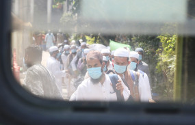 दिल्ली मरकज से लौटे एयू प्रोफेसर ने छिपाई यात्रा विवरण, मामला दर्ज