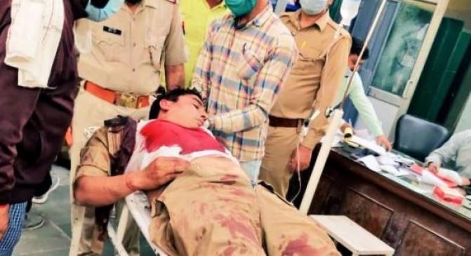 भोपाल: पुलिसकर्मियों पर हमला करने के आरोप में 5 लोग गिरफ्तार