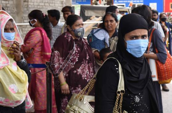 बिहार : एनडीआरएफ लोगों को बता रही कोरोना वायरस से बचाव के उपाय
