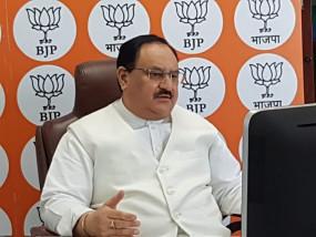 कोविड-19: नड्डा का आरोप- राहत कार्य में लगे BJP नेताओं को परेशान कर रही ममता सरकार