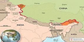 सीमा विवाद: चीन ने नए नक्शे में अरुणाचल को अपनी सीमा में दिखाया