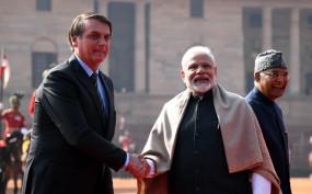 हाइड्रोक्सीक्लोरोक्वि न के लिए कच्चे माल के निर्यात की इजाजत पर ब्राजील ने भारत को कहा शुक्रिया