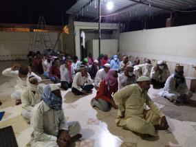 लॉक डाउन में मस्जिद में नमाज पढऩे पर चौरई में मुकदमा दर्ज, 40 को पकड़ा