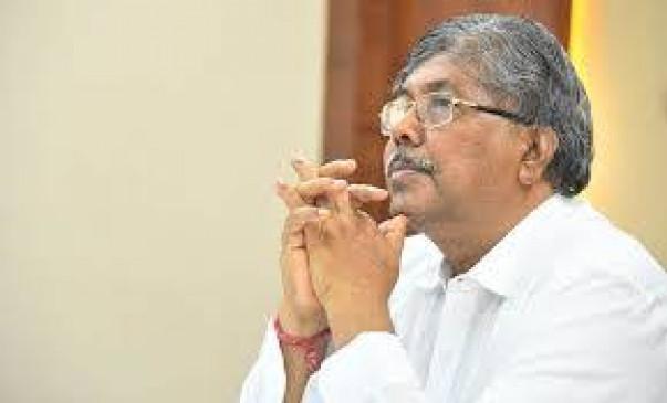 चंद्रकांत पाटिल ने कहा- उद्धव के एमएलसी बनने में संवैधानिक पेंच