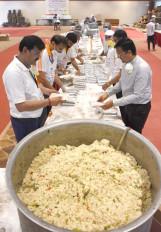 दिल्ली में हर दिन 10 हजार गरीबों को खाद्य वितरित कर रहा कंस्टीट्यूशन क्लब