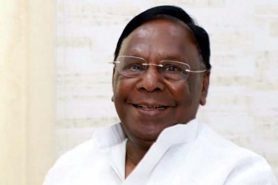 पुडुचेरी: मुख्यमंत्री और सांसदों को हुआ कोरोना टेस्ट, सभी की रिपोर्ट निगेटिव