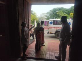 कोरोना : मध्यप्रदेश-छत्तीसगढ़ के सैंपल भी जांच के लिए आ रहे नागपुर, मेडिकल की ओपीडी में हर शख्स की स्क्रीनिंग