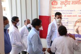 अगले 15 दिनों में छिंदवाड़ा मेडिकल कॉलेज में शुरू हो जाएगी कोरोना जांच लैब