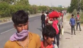 लॉकडाउन: मुंबई से 1500 किमी पैदल चलकर श्रावस्ती पहुंचा शख्स, क्वारंटीन किया और 5 घंटे में मौत