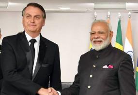 कोरोना संकट: ब्राजीली राष्ट्रपति ने मोदी को लिखी चिट्ठी, भारत की मदद को बताया 'संजीवनी बूटी'