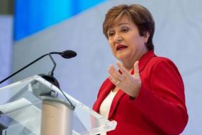 कोविड-19: कोरोना से बिगड़ी अर्थव्यवस्था, 100 से अधिक देश चाहते हैं...