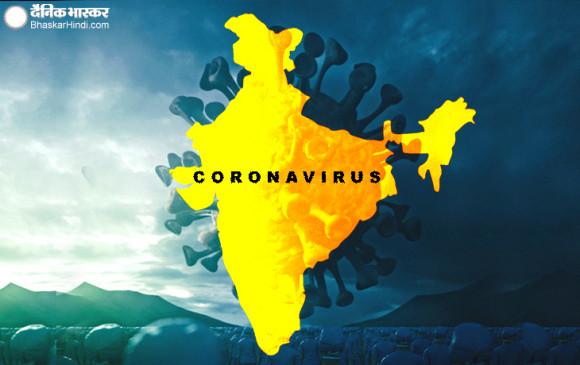 Coronavirus in india: भारत में कोरोना संक्रमितों का आंकड़ा चार हजार के पार, 100 से ज्यादा की मौत