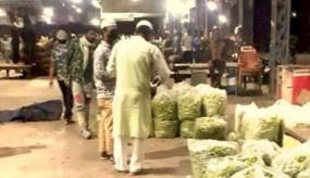 Coronavirus in MP: भोपाल सब्जी मंडी में कारोबारी की रिपोर्ट पॉजिटिव, शहर की सभी सब्जी मंडी आज से बंद