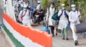 Covid-19: देश में कोरोना के 30 फीसदी मामले तब्लीगी जमात से जुड़े हैं- सरकार