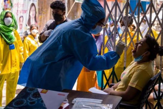 Coronavirus in india: देश में कोरोना वायरस के पांच हजार से ज्यादा पॉजिटिव केस, मध्य प्रदेश ने में 14 दिन में 29 मौतें