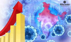 Coronavirus India updates:देश में पिछले 24 घंटे में सामने आए कोरोना के 1396 नए मामले, 872 लोगों की गई जान