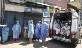 Coronavirus:देश में संक्रमितों मरीजों का आंकड़ा 4 हजार के पार, 100 से ज्यादा मौतें, भोपाल में 20 जमाती पॉजिटिव