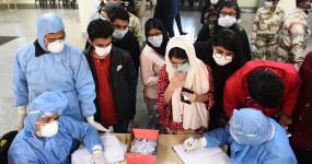Coronavirus: भारत में संक्रमितों का आंकड़ा 4 हजार के पार, 119 लोगों की मौत, रात 12 बजे से भोपाल में कर्फ्यू लागू