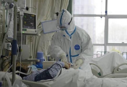 MP: भोपाल में कोरोना के 12 नए मामले, पांच पुलिसकर्मी और सात स्वास्थ्यकर्मी संक्रमित