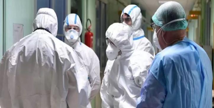 भारत में कोरोना का कहर: पिछले 12 घंटे में मिले 490 मरीज, देश में कुल मामले 4 हजार के पार