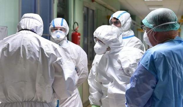 दिल्ली: कोविड-19 से संक्रमित डॉक्टर के संपर्क में आए दो नर्सिंग अधिकारी भी कोरोना पॉजिटिव