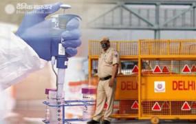 दिल्ली: पुलिस का एक और सिपाही कोरोना पॉजिटिव, पूरी पुलिस चौकी क्वारंटाइन