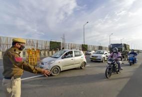 लॉकडाउन तोड़ने में दिल्ली अव्वल, 1 दिन में 3747 पर कार्रवाई