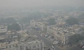 दिल्ली की हवा की गुणवत्ता फिर फिसली