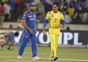 धोनी और रोहित संयुक्त रूप से चुने गए आईपीएल के सर्वश्रेष्ठ कप्तान