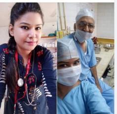 Fake News: कोरोना संक्रमण से हुई महिला डॉक्टर की मौत, वीडियो शेयर कर बताया जिंदा हूं