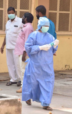 इंदौर में कोरोना से डॉक्टर की मौत